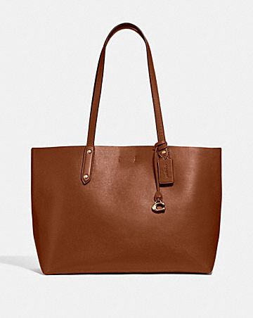 2e3c51c13 Leather Tote Bags | COACH ®
