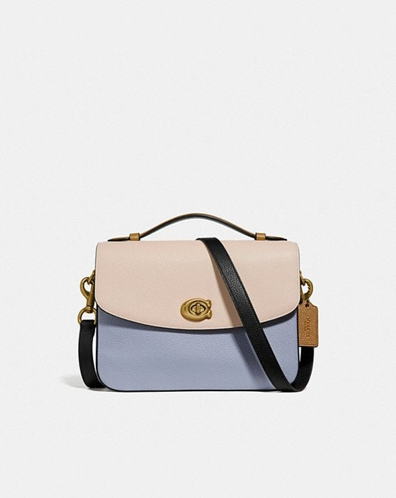 Coach CASSIE CROSSBODY IN COLORBLOCK