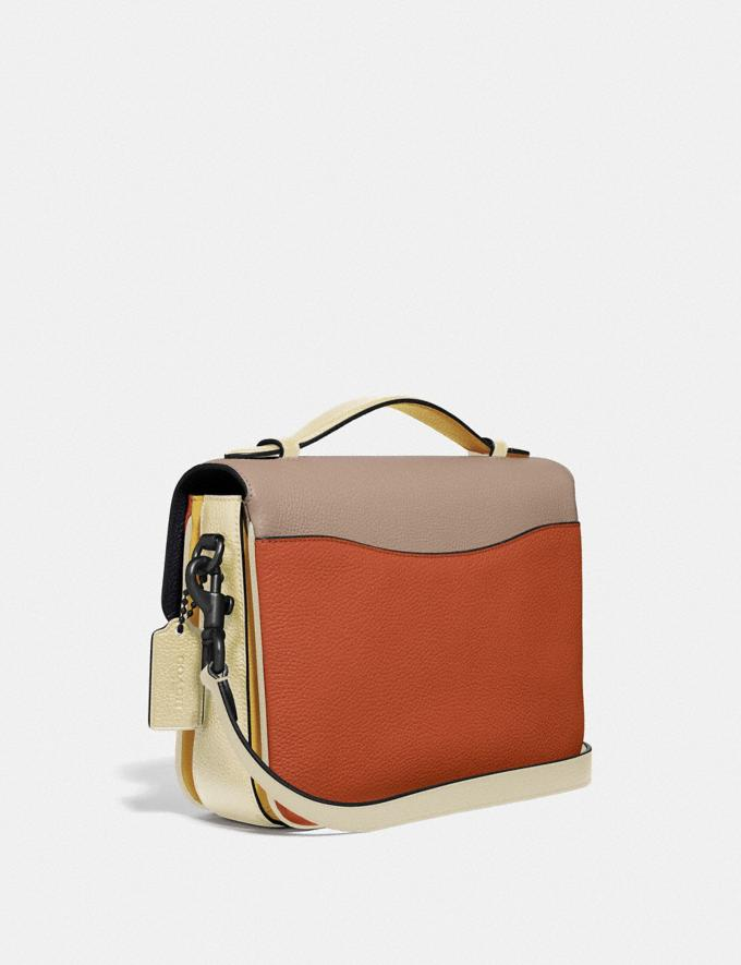 Coach Cassie Crossbody in Colorblock V5/Ginger Multi SALE For Her Bags Alternate View 1