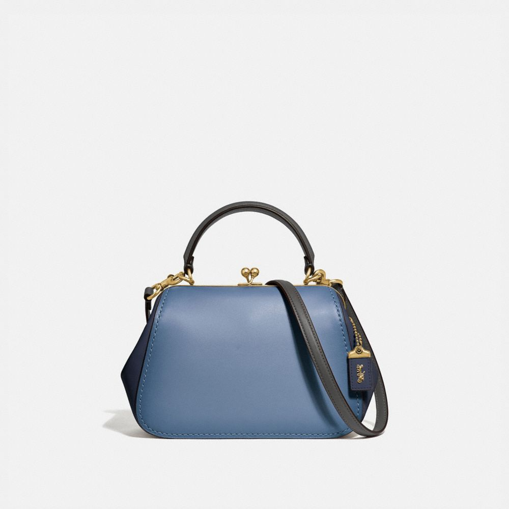 Coach Frame Bag 23 in Colorblock