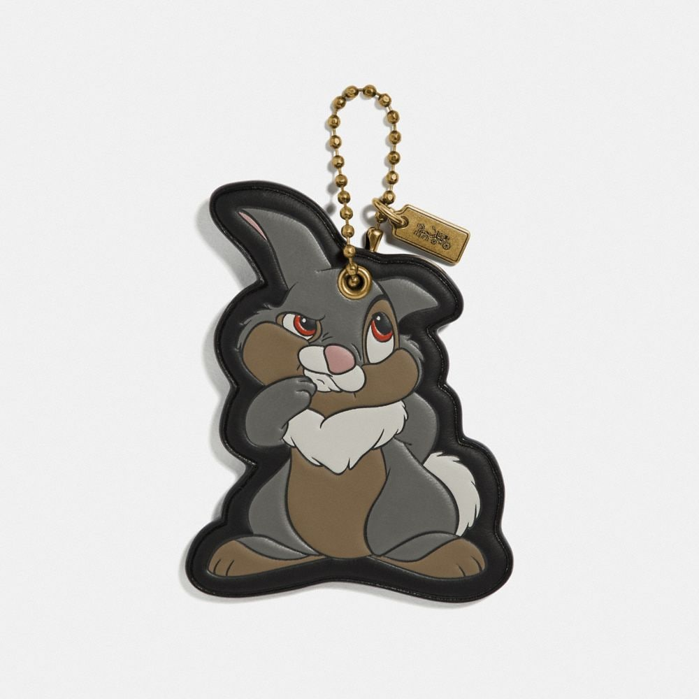 Coach Disney X Coach Thumper Bag Charm