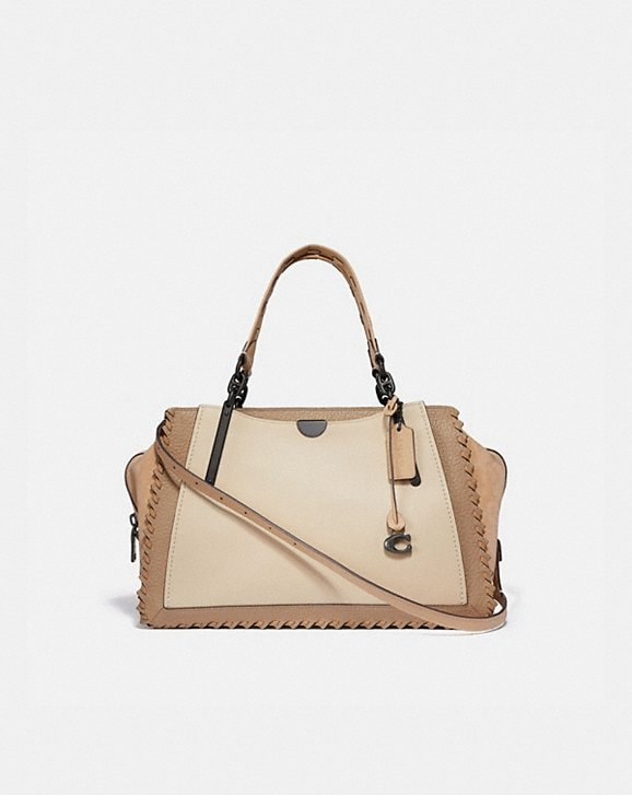 Coach DREAMER 36 IN COLORBLOCK WITH WHIPSTITCH