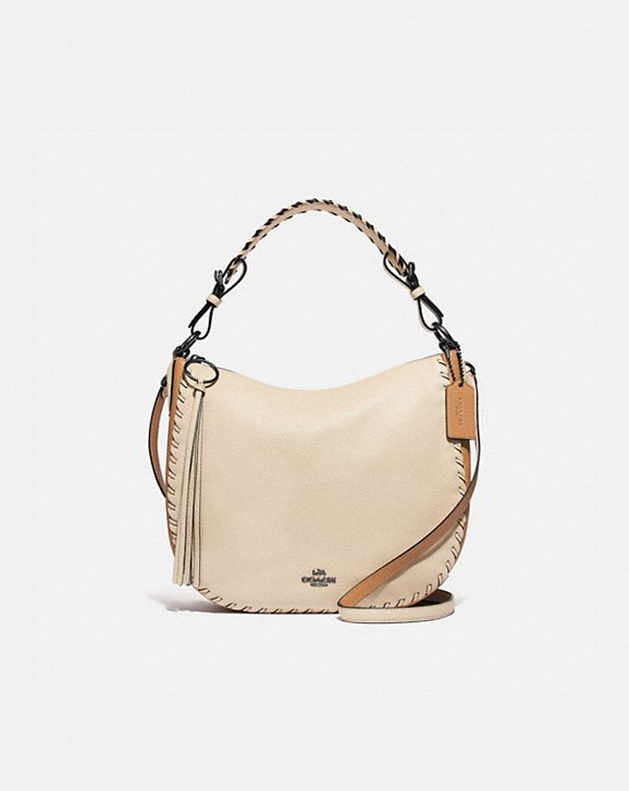 Coach SUTTON HOBO IN COLORBLOCK WITH WHIPSTITCH