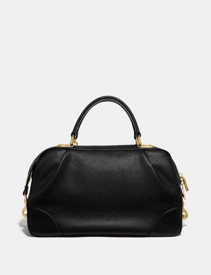Coach Lane Satchel Black/Gold SALE Women's Sale New to Sale New to Sale Alternate View 2