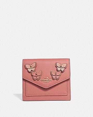 c01154a021a Women's Small Wallets | COACH ®