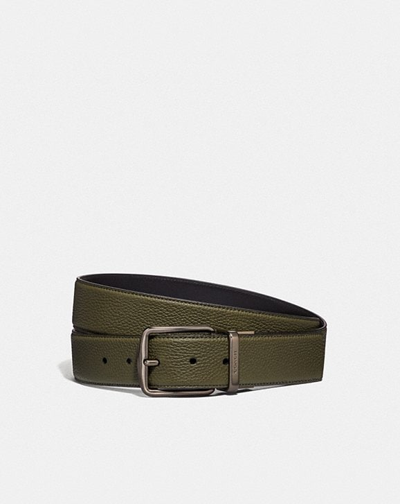 Coach CUT-TO-SIZE REVERSIBLE BELT