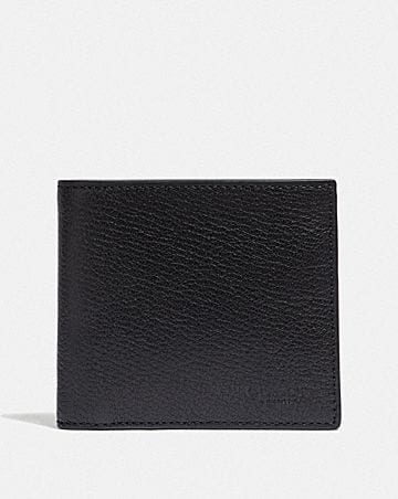 8374d7a70c0d Men's Leather Wallets | COACH ®