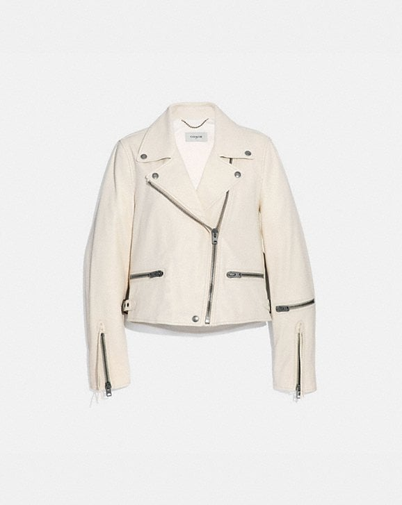 Coach GHOST BIKER JACKET
