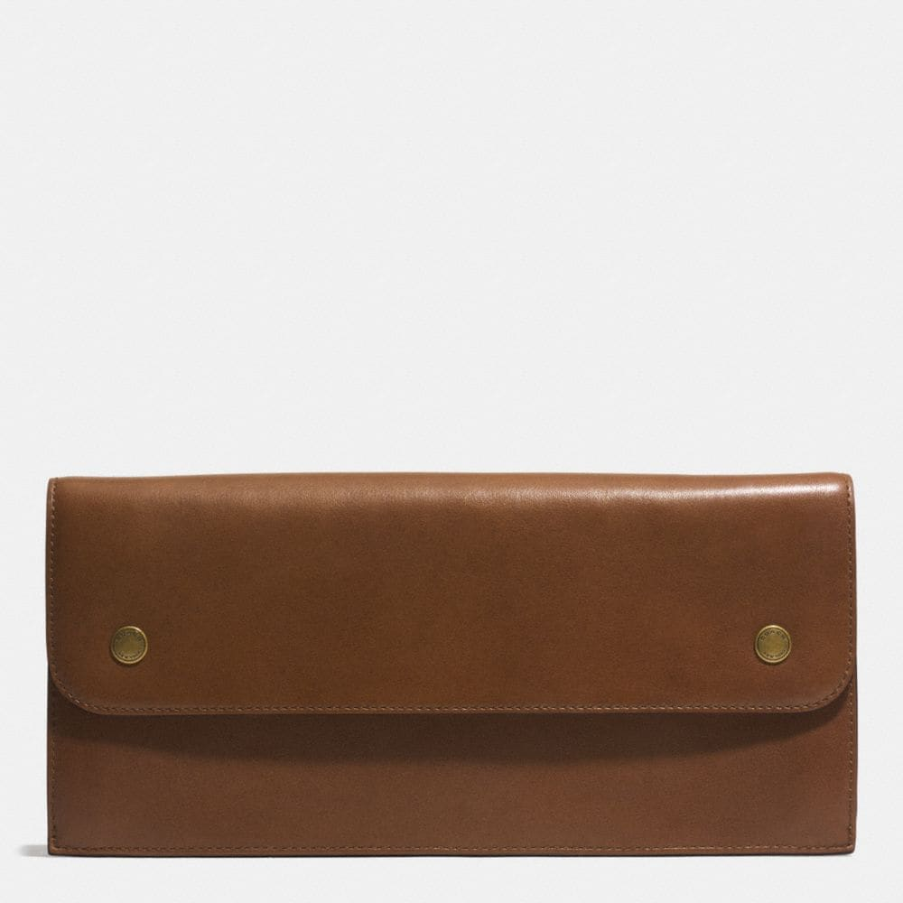 Bleecker Travel Organizer in Leather
