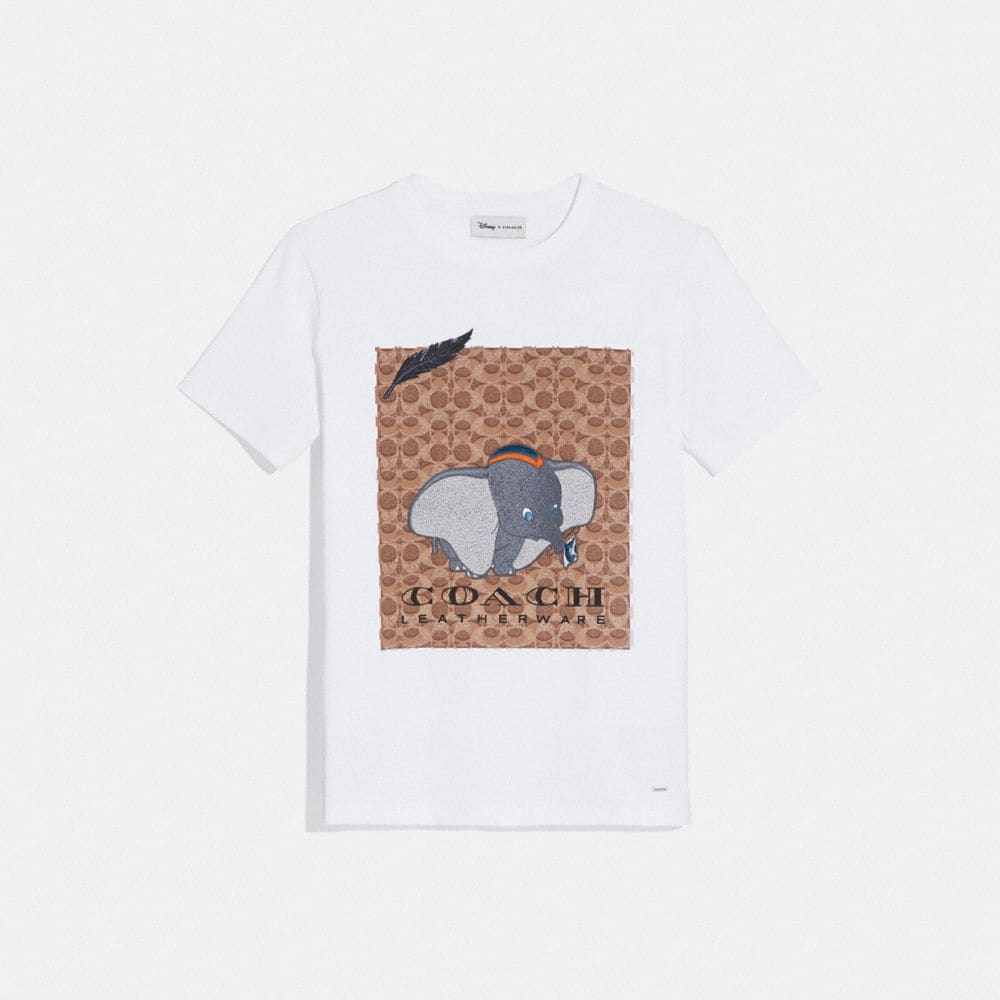 Coach Disney X Coach Dumbo Signature T-Shirt