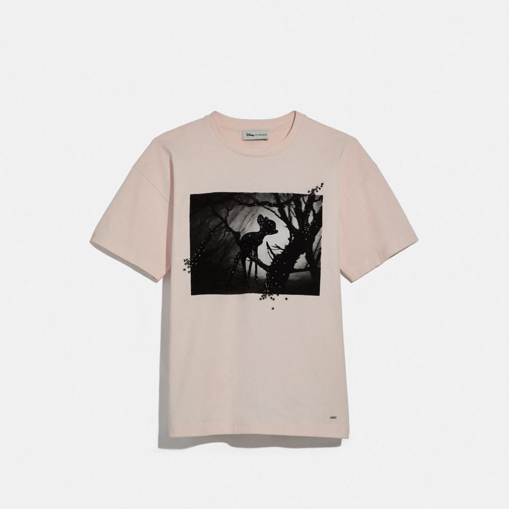DISNEY X COACH BAMBI OVERSIZED T-SHIRT