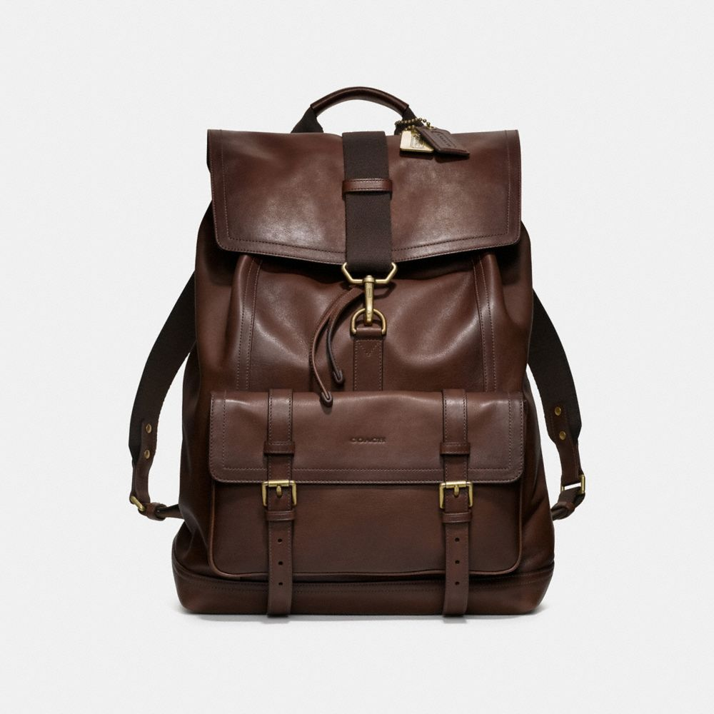 BLEECKER BACKPACK IN LEATHER