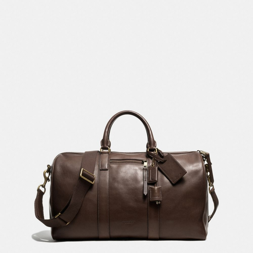 Coach Bleecker Duffle in Leather