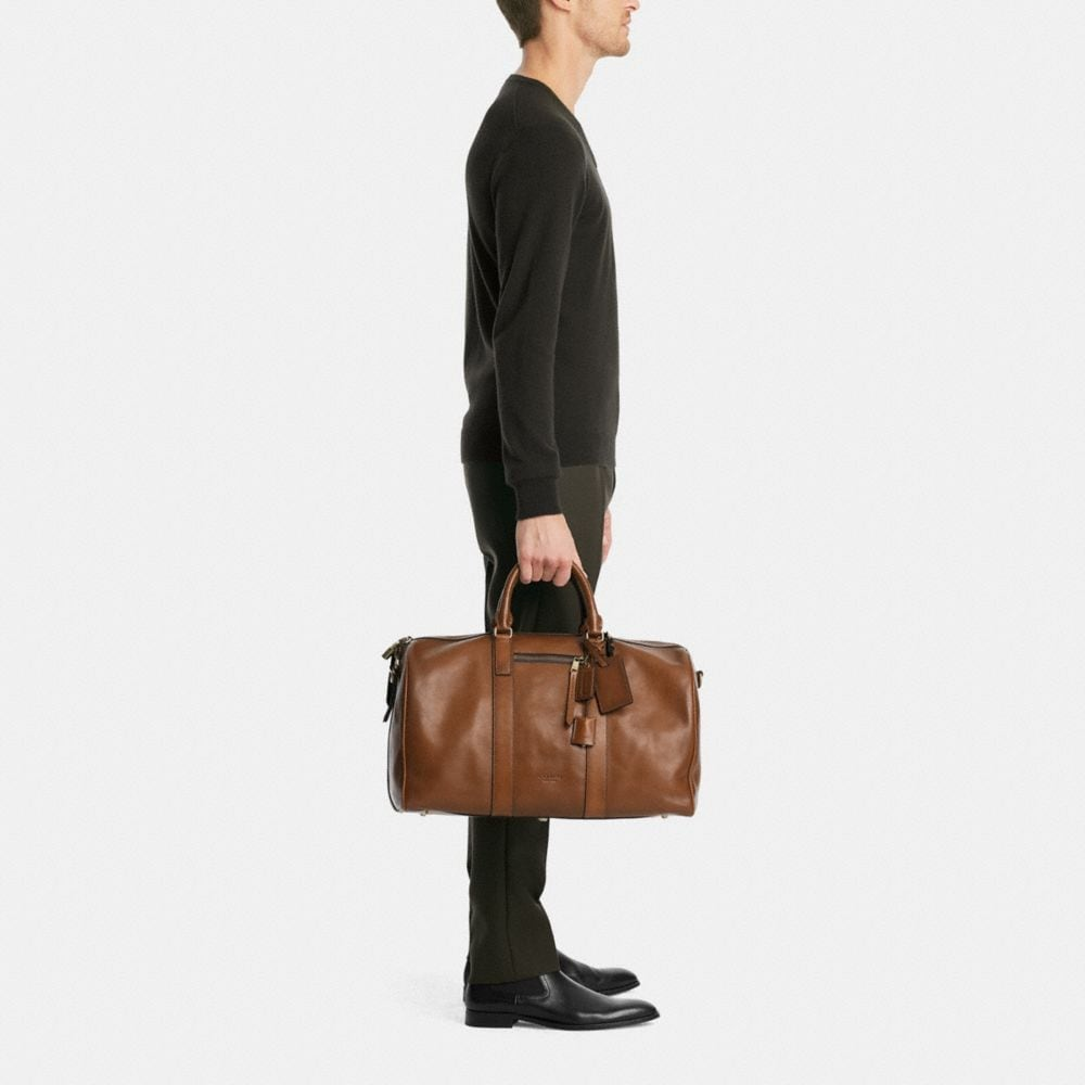 Coach Bleecker Duffle in Leather Alternate View 5
