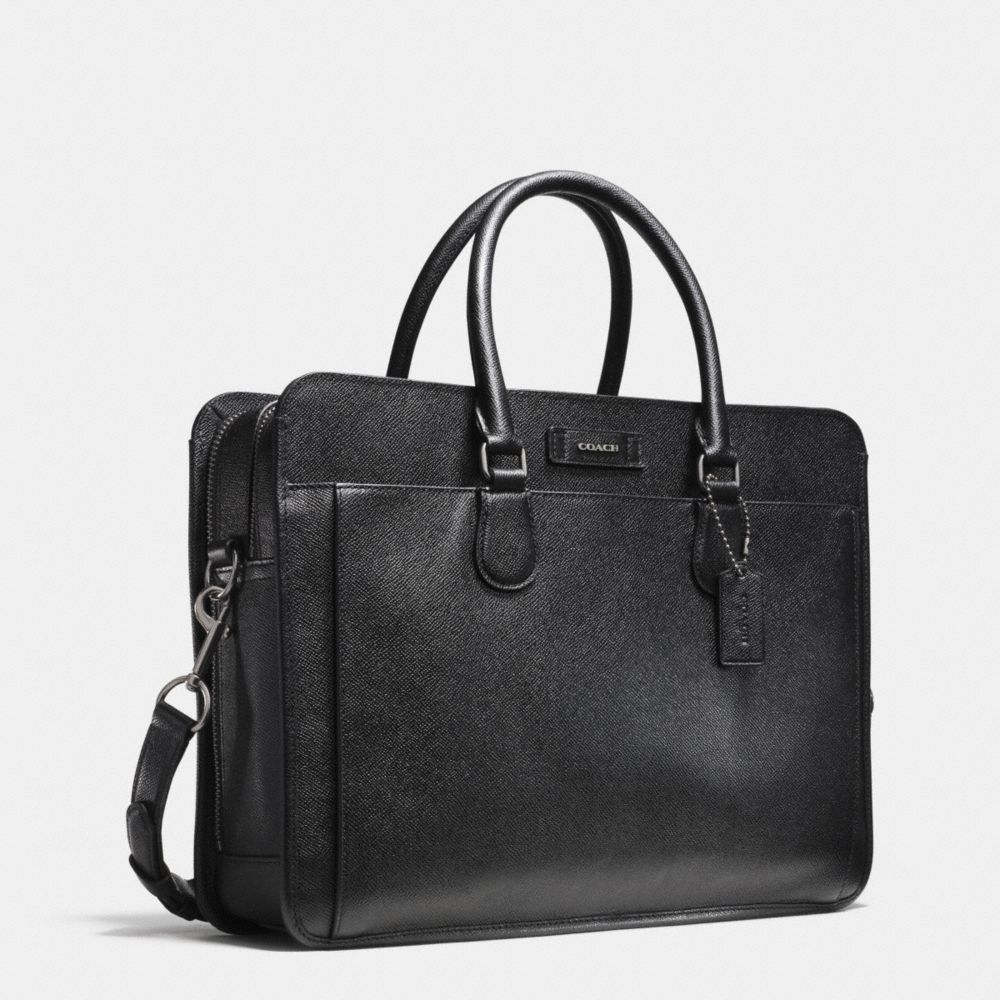 COMMUTER IN CROSSGRAIN LEATHER - Autres affichages A2