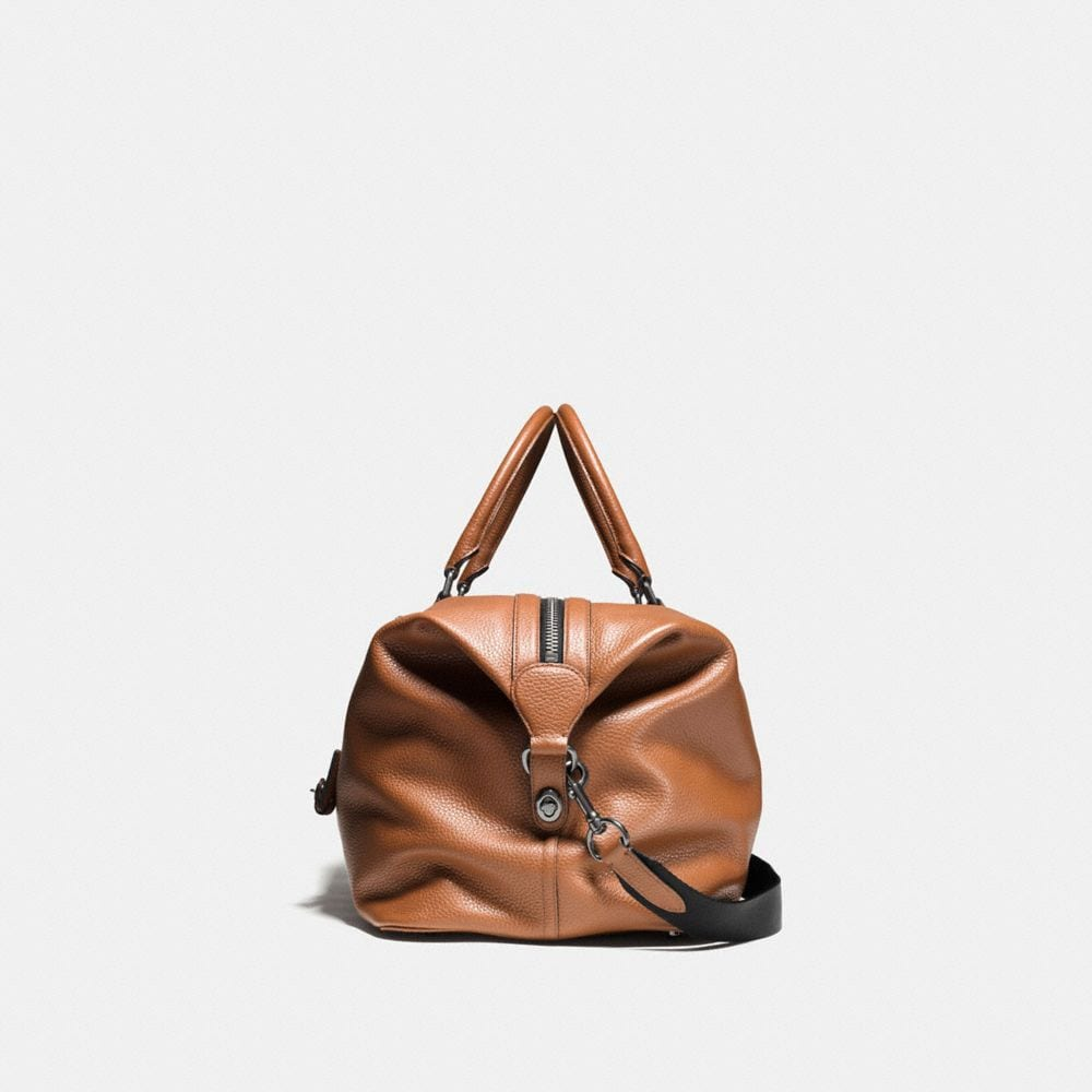 Coach Explorer Bag 52 in Pebble Leather Alternate View 1