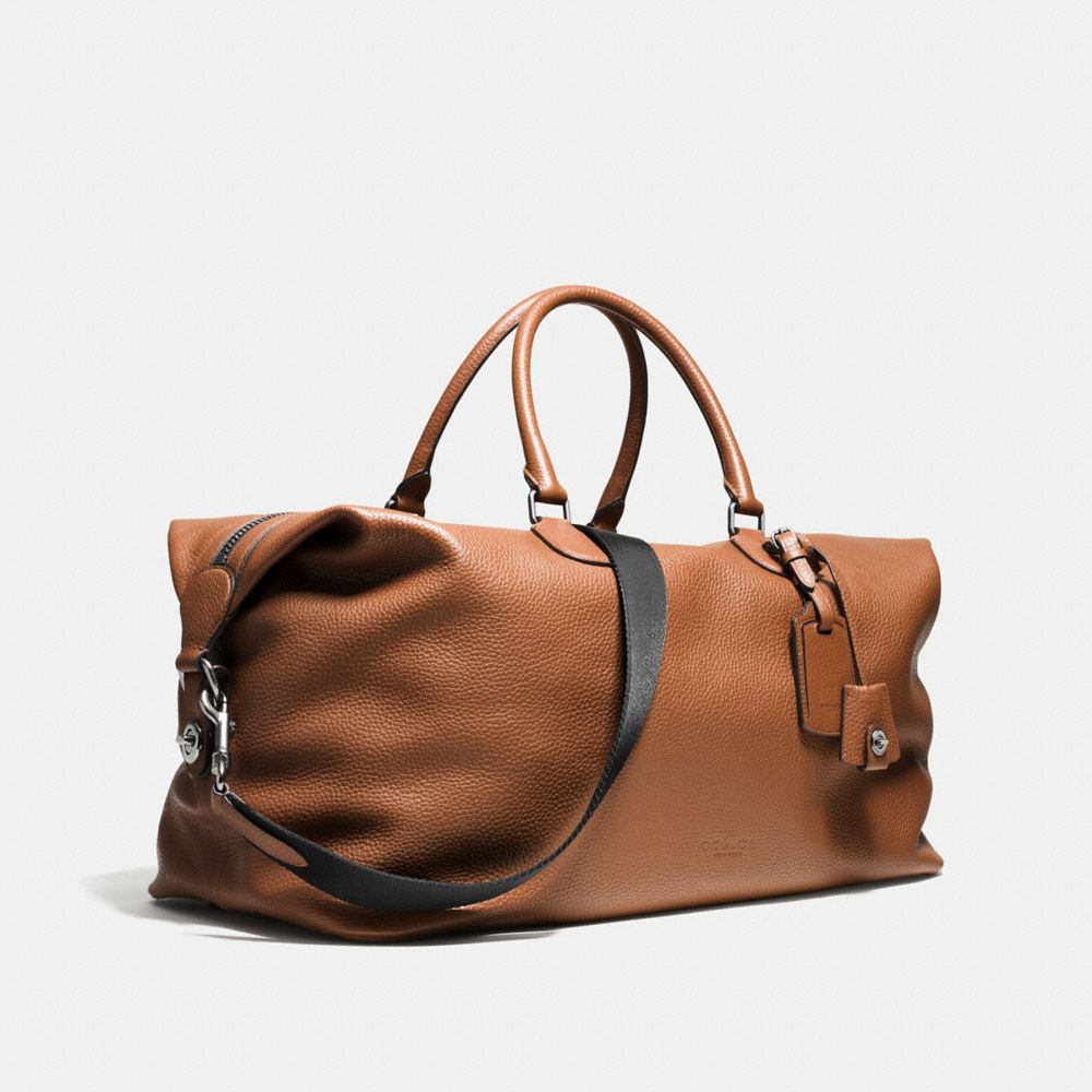 Coach Explorer Bag 52 in Pebble Leather Alternate View 2