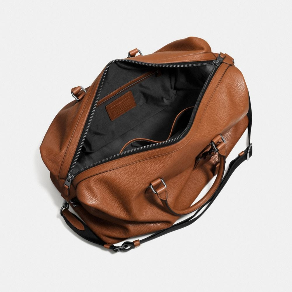 Coach Explorer Bag 52 in Pebble Leather Alternate View 3