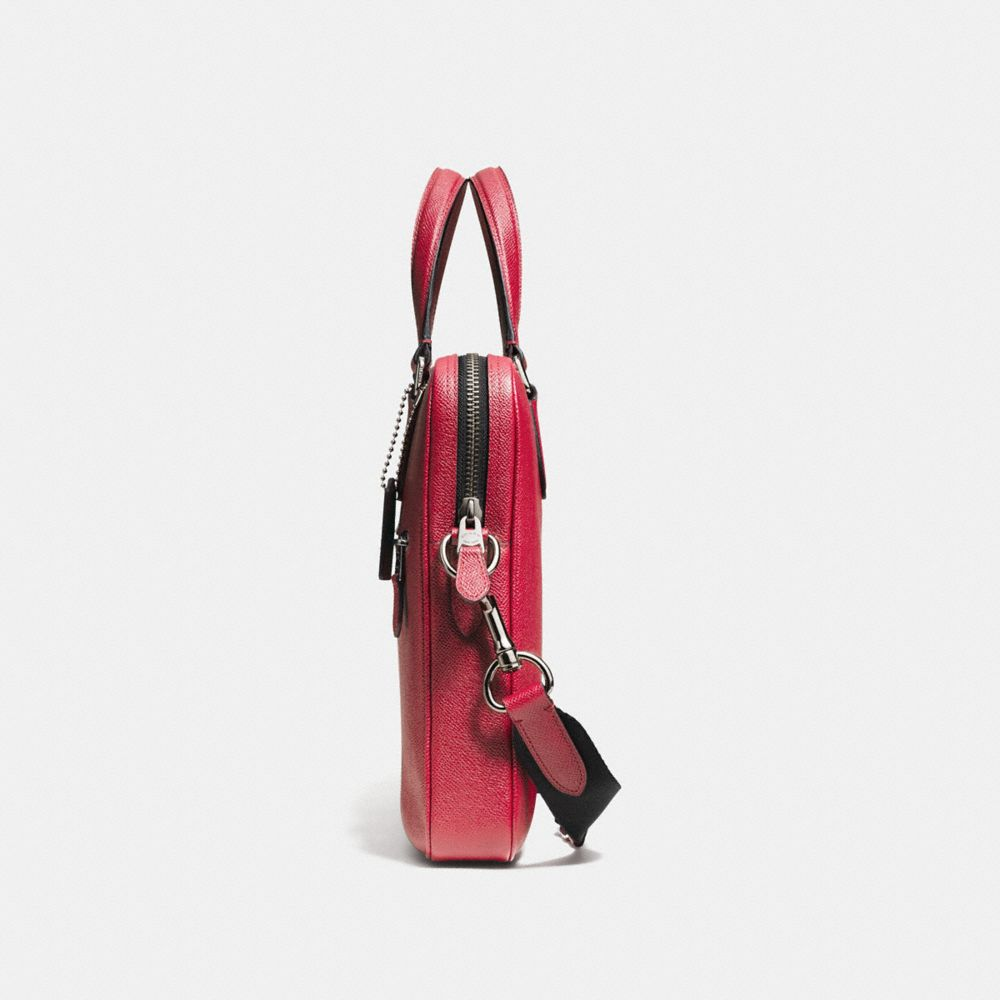 Coach Hudson 5 Bag in Crossgrain Leather - Alternate View A1