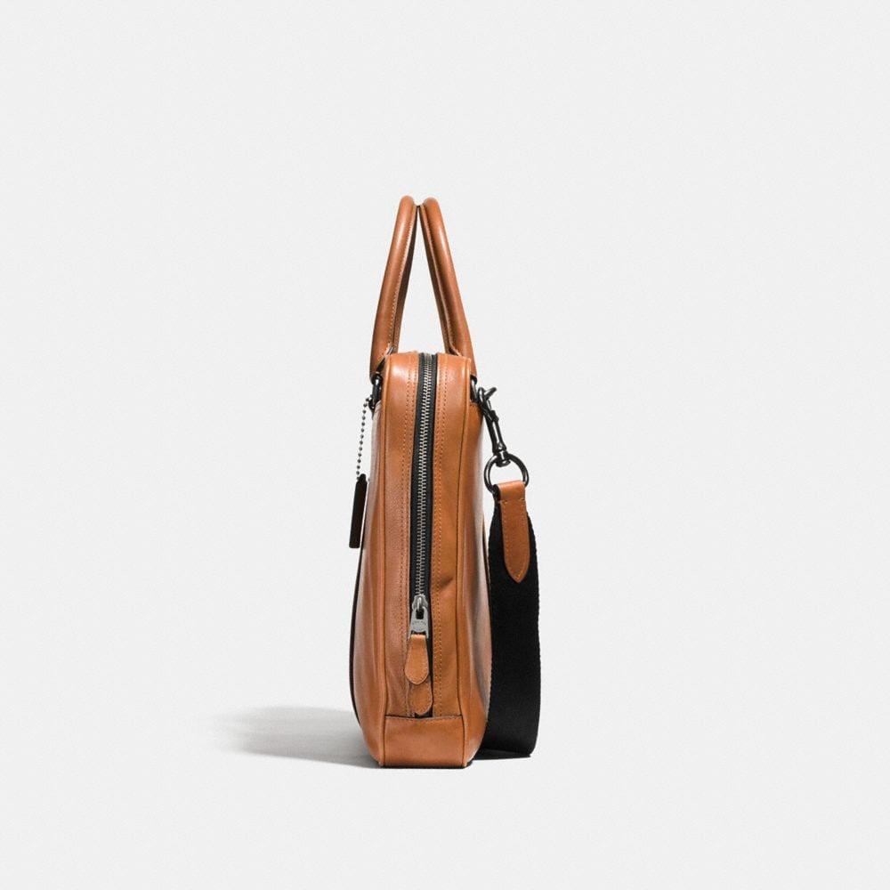 Metropolitan Slim Brief in Sport Calf Leather - Alternate View A1