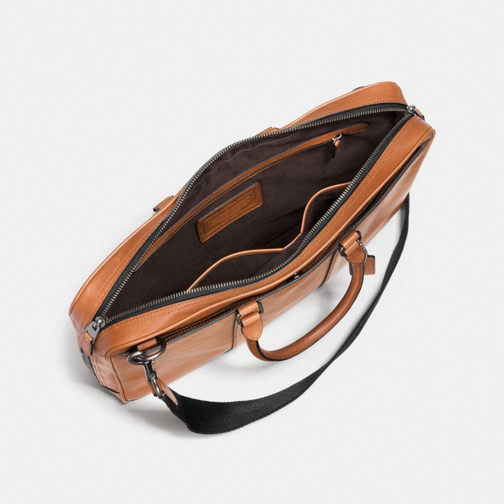 Metropolitan Brief in Sport Calf Leather - Alternate View A3