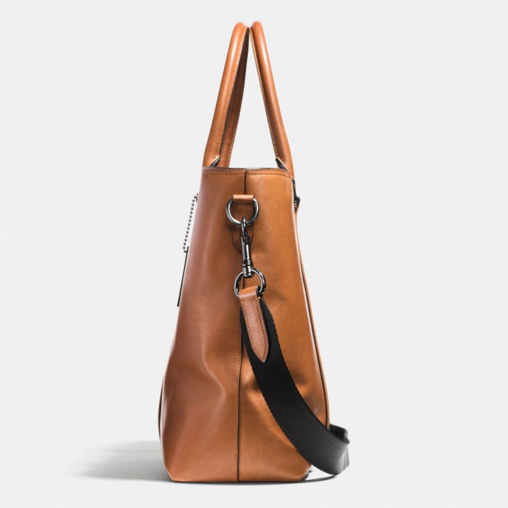 Metropolitan Tote in Sport Calf Leather - Alternate View A1