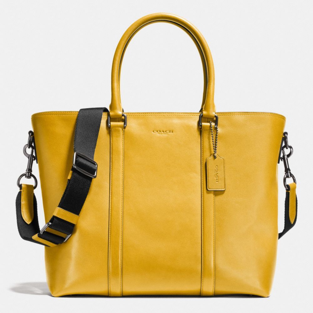 METROPOLITAN TOTE IN SPORT CALF LEATHER