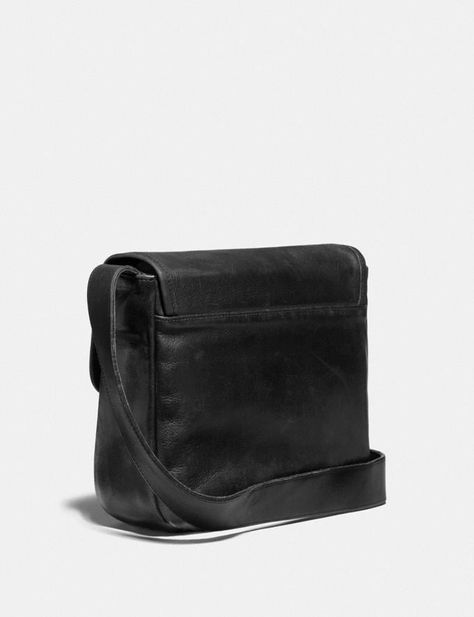 Coach Restored Bedford Flap Bag Brass/Black New Featured The Coach Originals Alternate View 1