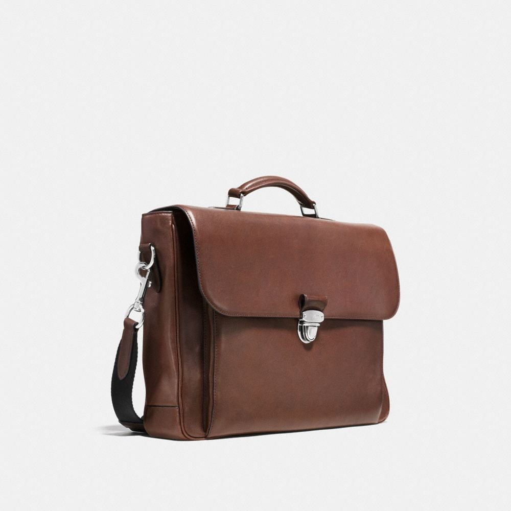 Metropolitan Briefcase in Sport Calf Leather - Alternate View A2