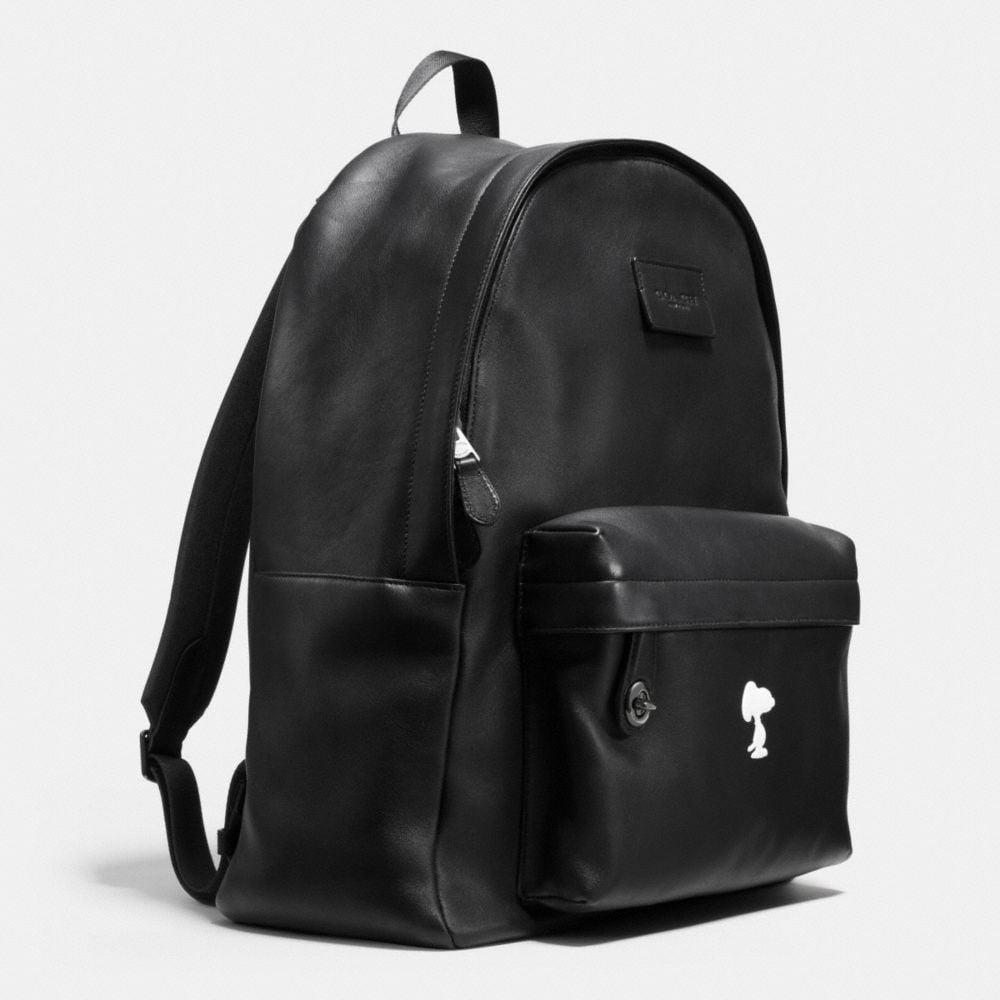 Coach X Peanuts Campus Backpack - Alternate View A2