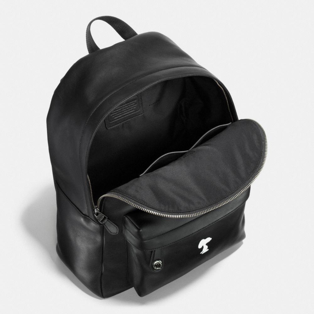 Coach X Peanuts Campus Backpack - Alternate View A3