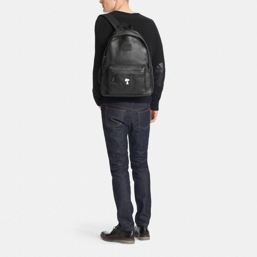 Coach X Peanuts Campus Backpack - Alternate View M