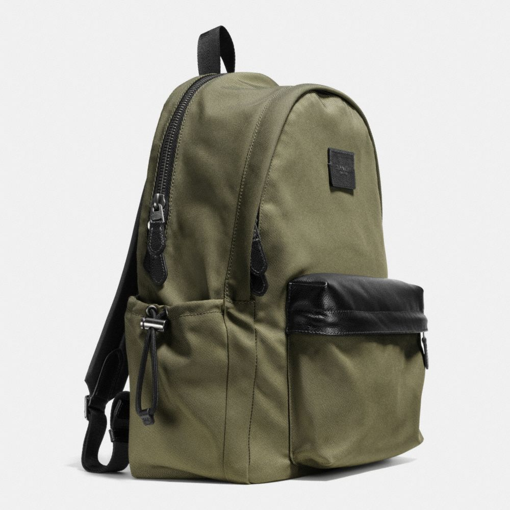 Campus Backpack in Nylon - Alternate View A2