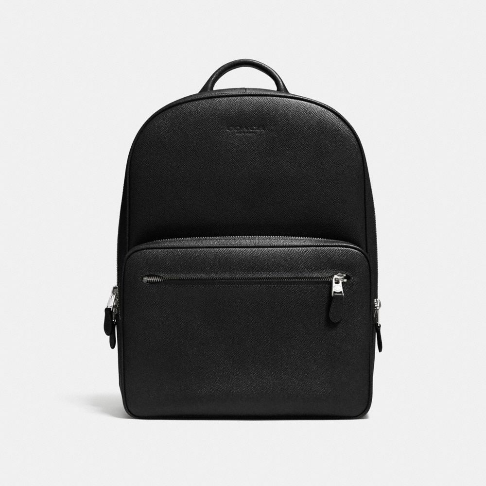 HUDSON BACKPACK IN CROSSGRAIN LEATHER