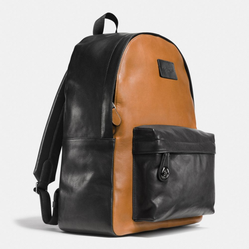 Campus Backpack in Sport Calf Leather - Autres affichages A2