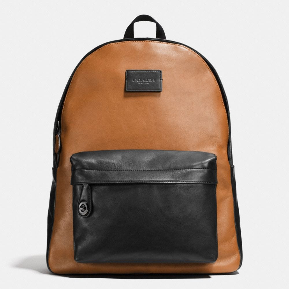 CAMPUS BACKPACK IN SPORT CALF LEATHER
