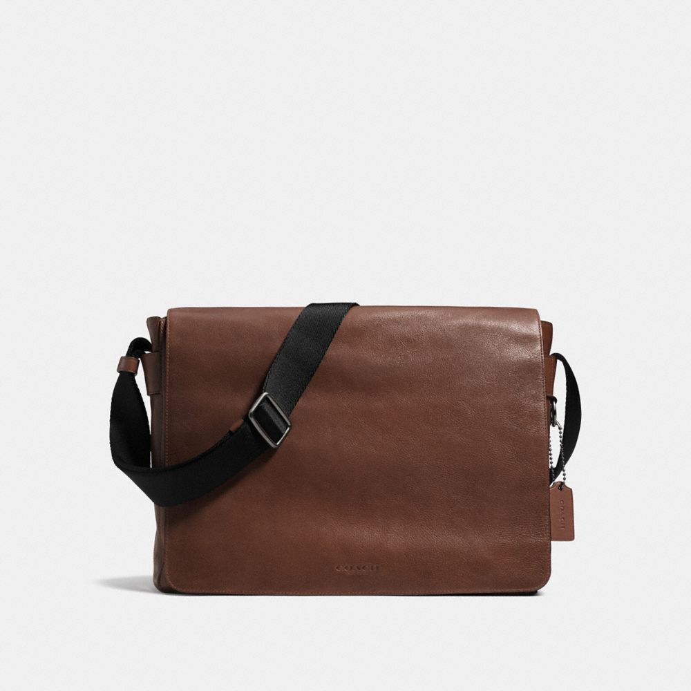 Coach Metropolitan Courier in Sport Calf Leather