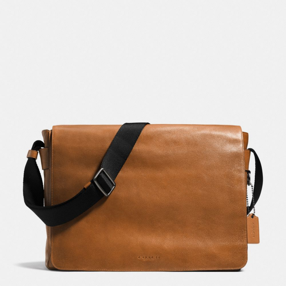METROPOLITAN COURIER IN SPORT CALF LEATHER
