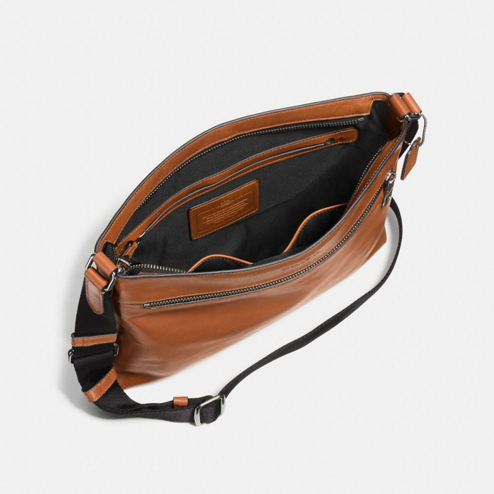 Sam Crossbody in Sport Calf Leather - Autres affichages A3