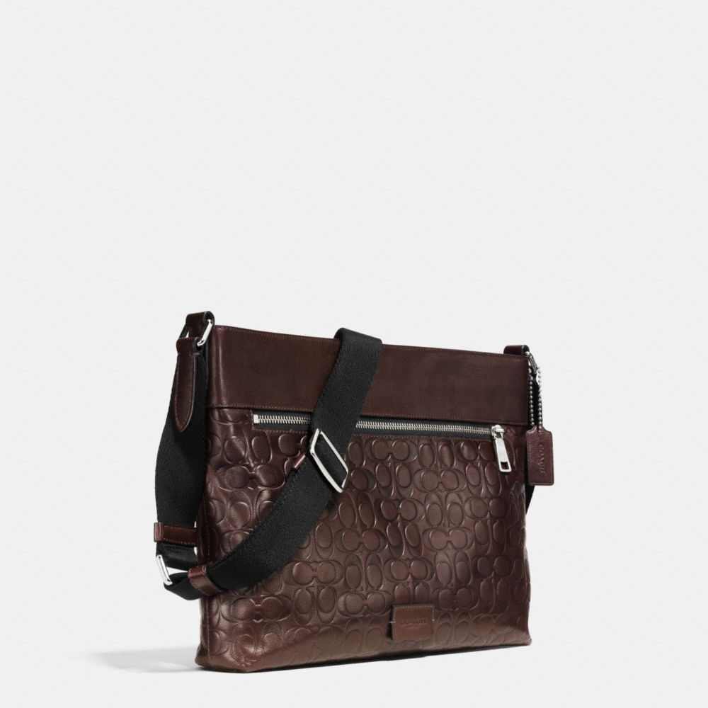 Sam Crossbody in Signature Sport Calf Leather - Alternate View A2