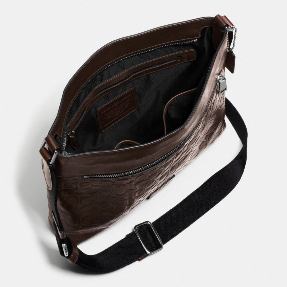 Sam Crossbody in Signature Sport Calf Leather - Autres affichages A3