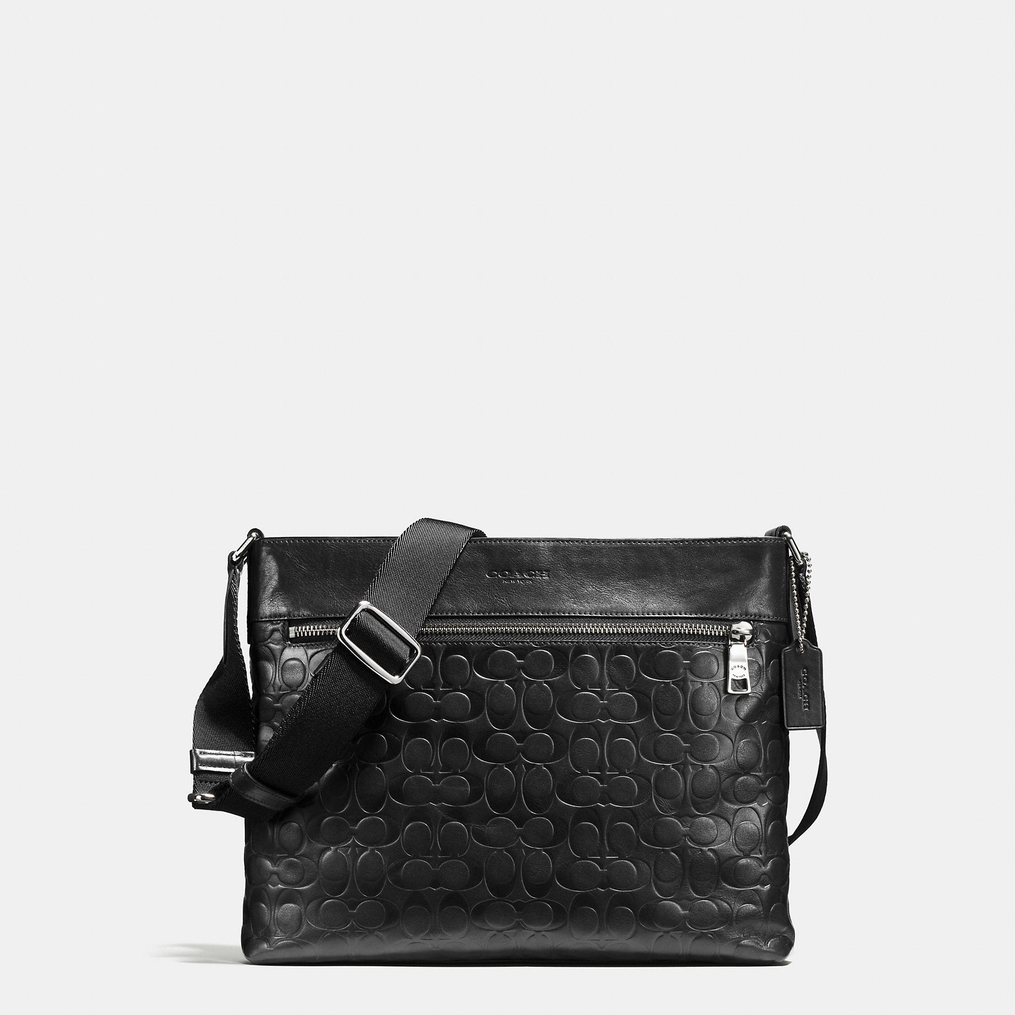 Coach Sam Crossbody In Signature Sport Calf Leather