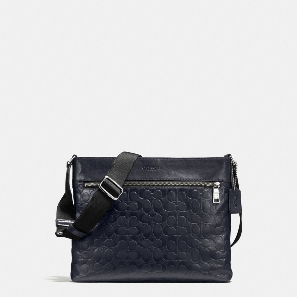 SAM CROSSBODY IN SIGNATURE SPORT CALF LEATHER