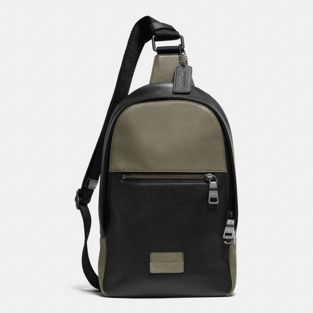 Campus Pack in Refined Pebble Leather