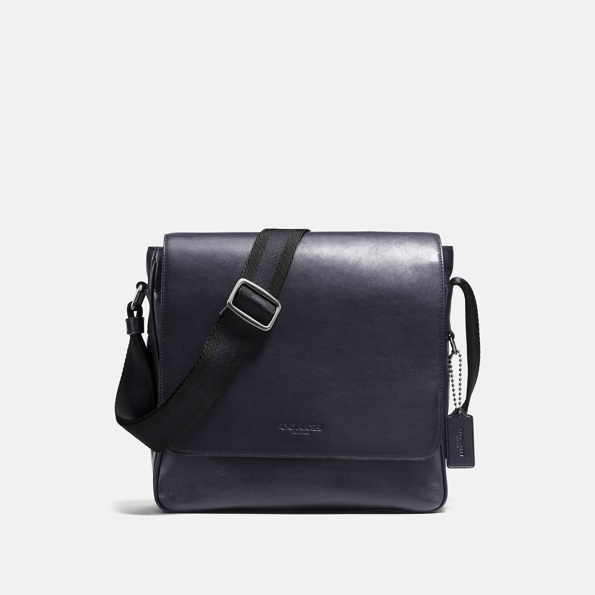 Coach Metropolitan Map Bag In Sport Calf Leather