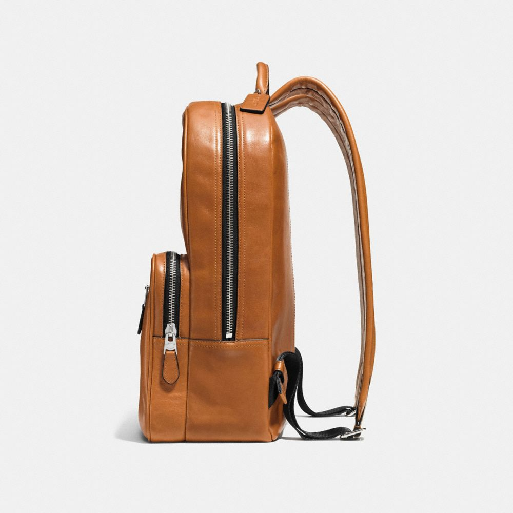 Coach Hudson Backpack in Sport Calf Leather Alternate View 1
