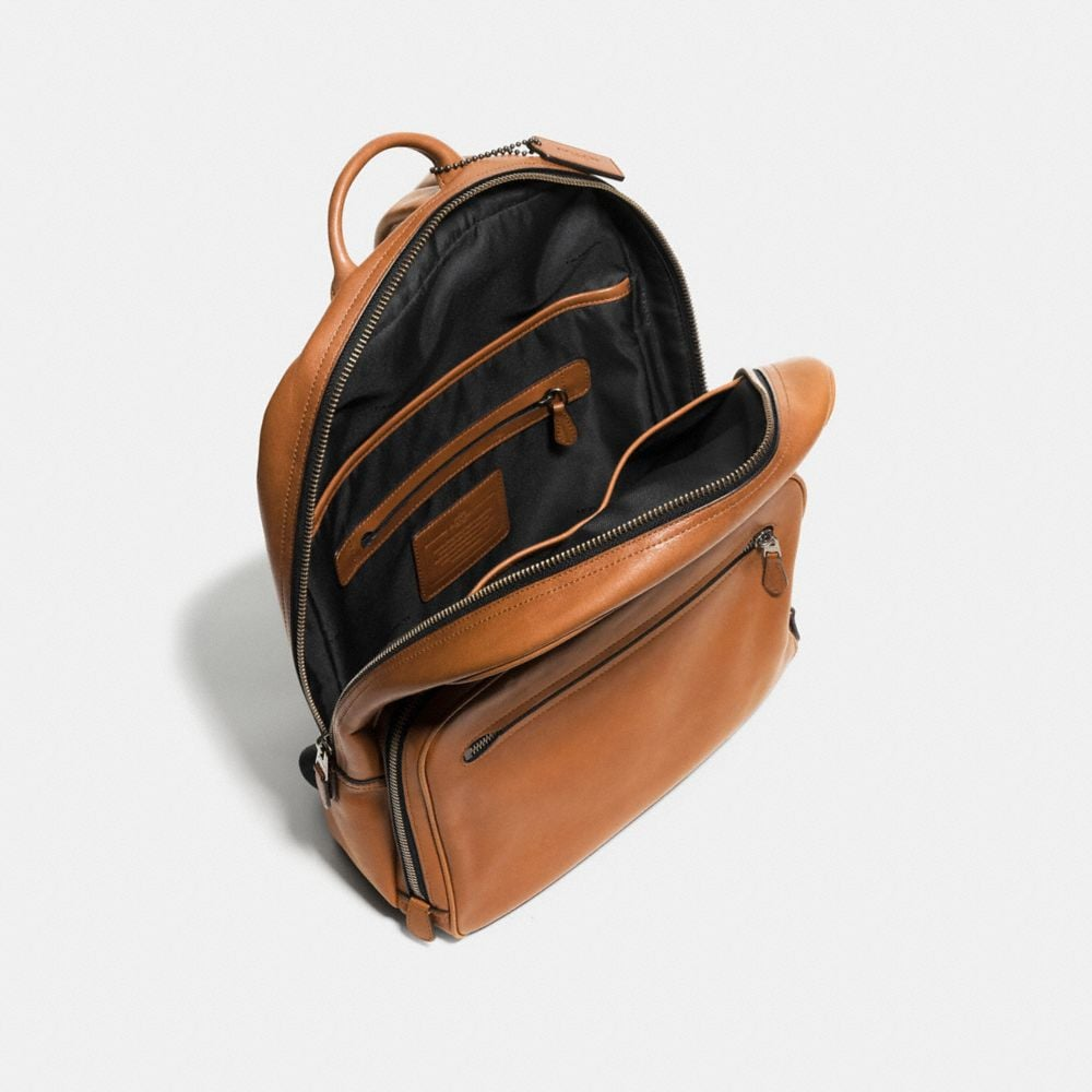 Hudson Backpack in Sport Calf Leather - Autres affichages A3