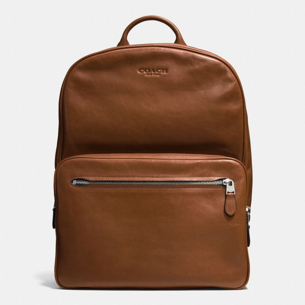 Coach Hudson Backpack in Sport Calf Leather