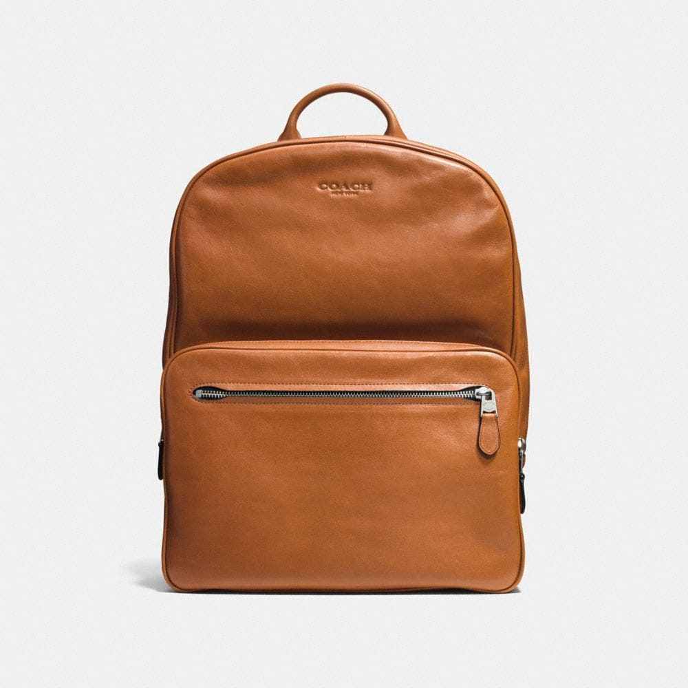 HUDSON BACKPACK IN SPORT CALF LEATHER