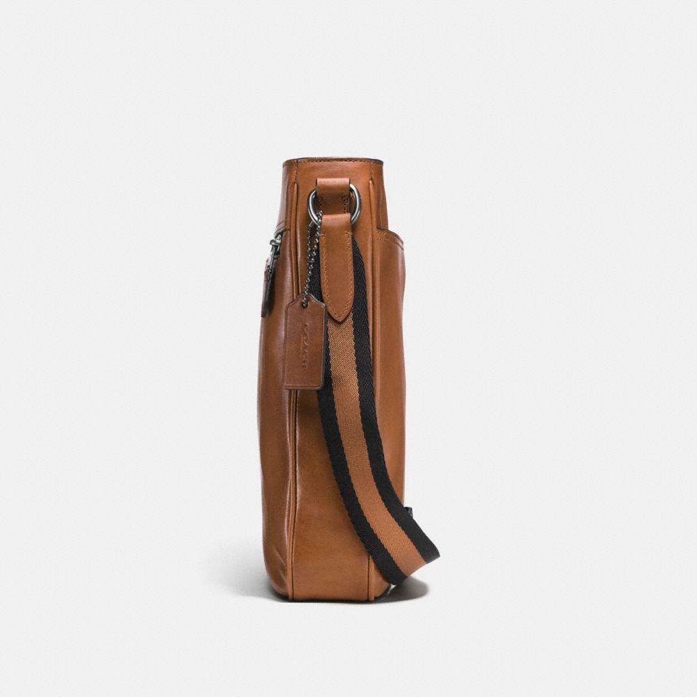 Metropolitan Crossbody in Sport Calf Leather - Alternate View A1